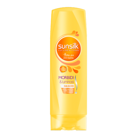 Sunsilk Balsamo Morbidi & Luminosi 200 ml pack frontale