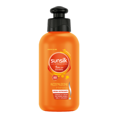 Sunsilk Crema Districante Ricostruzione Intensiva 200ml pack frontale