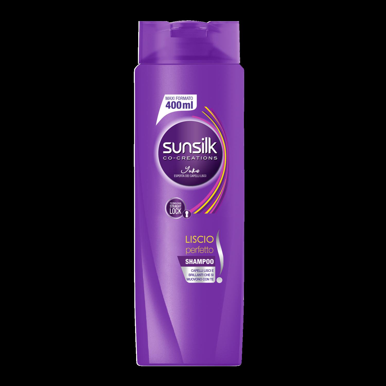 Shampoo che rende i capelli ricci