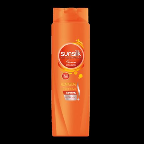 Sunsilk Shampoo Ricostruzione Intensiva 250 ml pack frontale